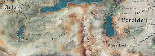 Les plaines exaltées