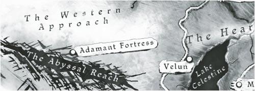La Forteresse d'Adamant
