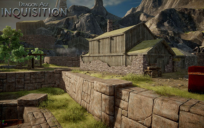Dragon Age Inquisition Update decembre 2013 images