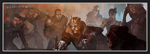 Dragon Age Inquisition : Créer les membres d'une équipe.