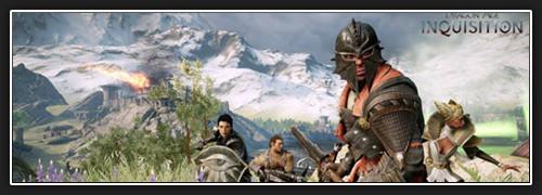 Dragon Age Inquisition PaxAus 2013. Gameplay, Concept-Arts et nouveautés.