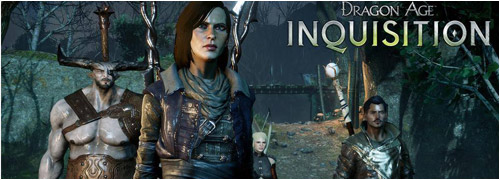 Dragon Age Inquisition : L'inquisiteur et ses partisans
