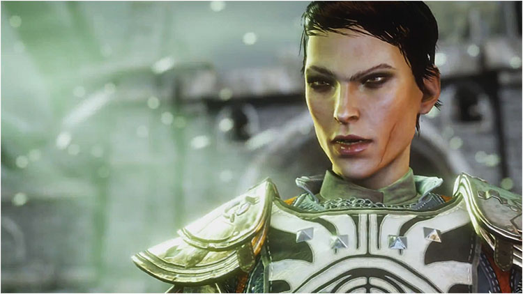 Cassandra Dragon Age Inquisition