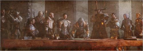 Dragon Age Inquisition les quêtes de l'entourage