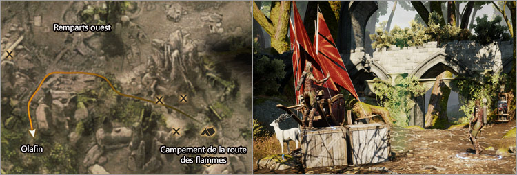 Dragon Age Inquisition quêtes de la Plaine exaltée