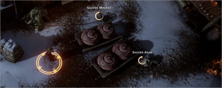 Sauvez Adan et Minaeve