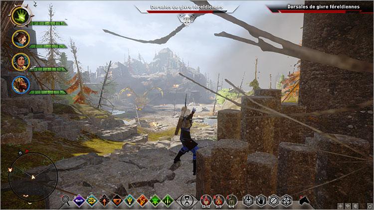 Tuer les dragons avec un archer
