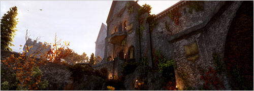 Dragon Age Inquisition Fort Céleste