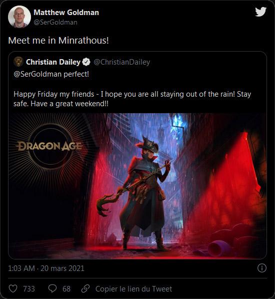Dragon Age 4 concept art Minrathie