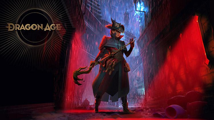 Dragon age 4 concept-art