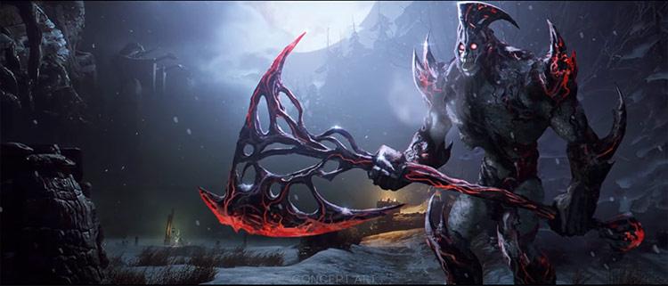 Dragon Age 4 Créature