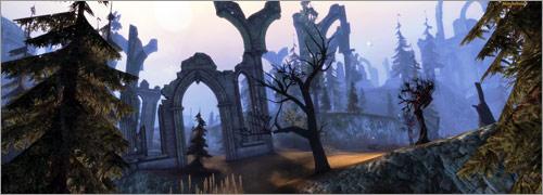 Dragon Age Awakening cartes de Marchebois