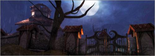 Dragon Age Awakening cartes de Noirmarais