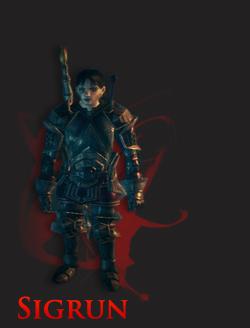 Dragon Age Awakening Sigrun