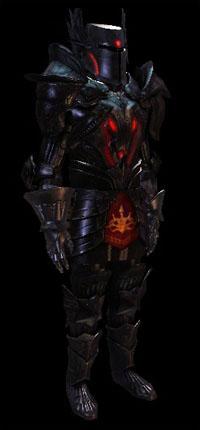 armure Sentinelle