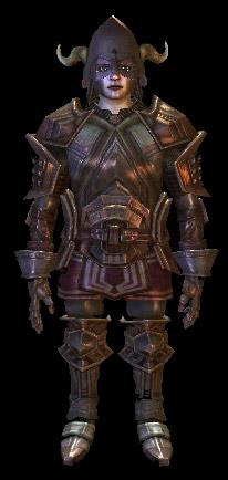 L'armure d'éclaireur de la légion