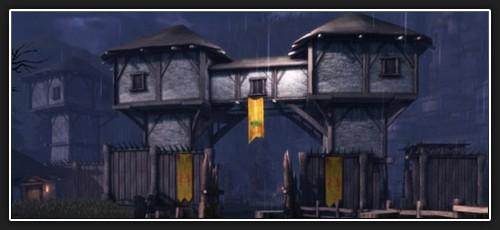 Fort Bastel exterieur