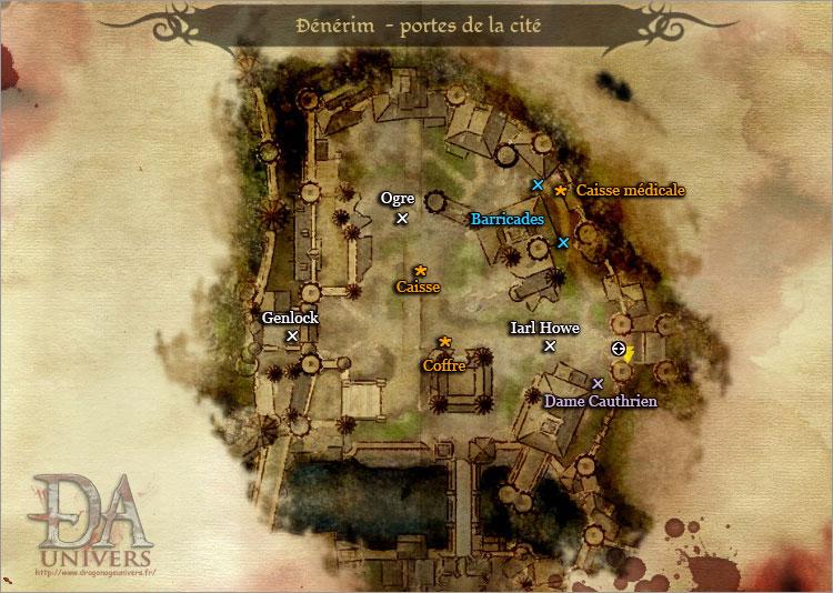 carte DLC Chroniques des engeances