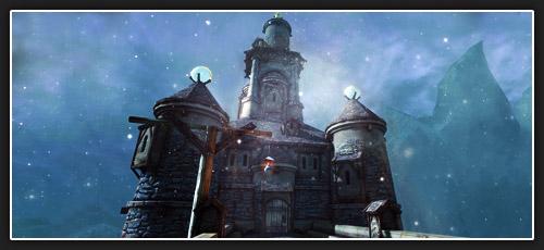 La tour d'Avernus