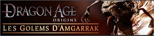 DLC Les Golems d'Amgarrak