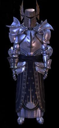 dragon age origins armure chevalier templier