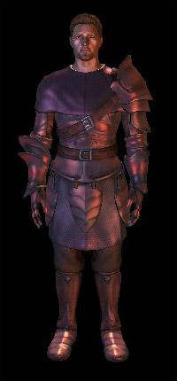 dragon age origins armure supérieure en écailles de Wade