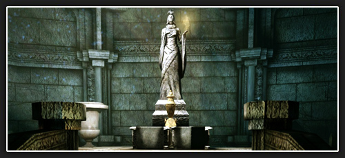 La sainte urne cinéraire darse