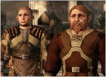 Dragon Age origins quête Lothering
