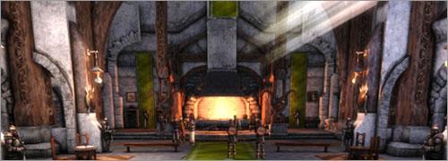 Dragon Age Origins Les Cousland de Hautecime