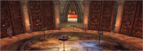 Dragon Age Origins Dans la haute tour des mages