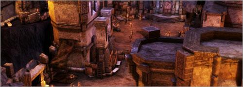 Dragon Age Origins scenario nain rôturier