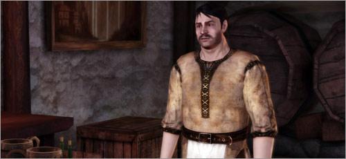 Dragon Age Origins Grâces octroyées à certains partis