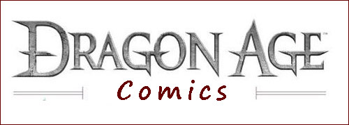 Récapitulatif des Comics de Dragon Age