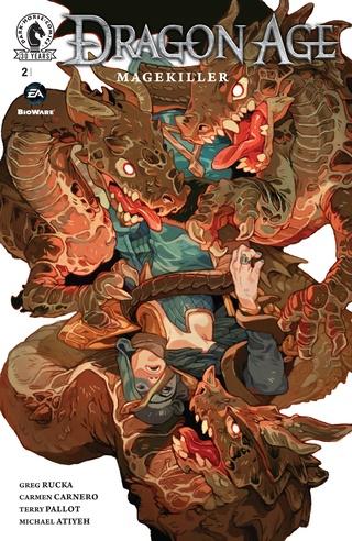 Dragon Age: Magekiller 1