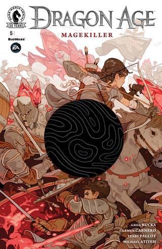 Dragon Age: Magekiller 5