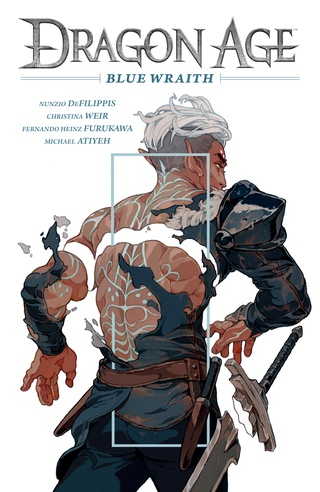 Dragon Age: Blue Wraith Comics