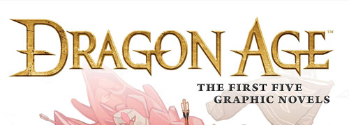 Dragon Age: The First Five Graphic Novels Comics