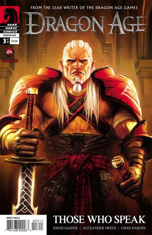 Dragon Age Those Who Speak