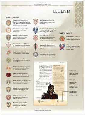 dragon age the world of thedas