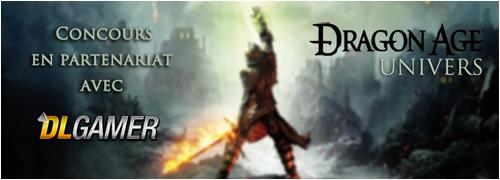 Gagnez une clé Dragon Age Inquisition avec DL GAmer
