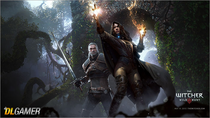 The Witcher 3 avec DL Gamer & Dragon Age Univers