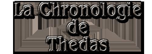 La chronologie de Thedas