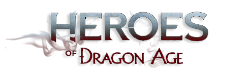 Heros of Dragon Age test