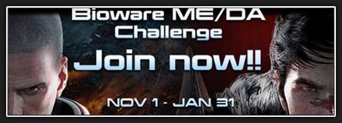 Concours 3D Dragon Age