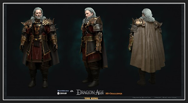Dragon Age Kelvin Luo
