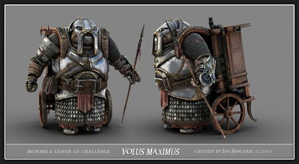 Dragon Age - Turbinea - Volus Maximus