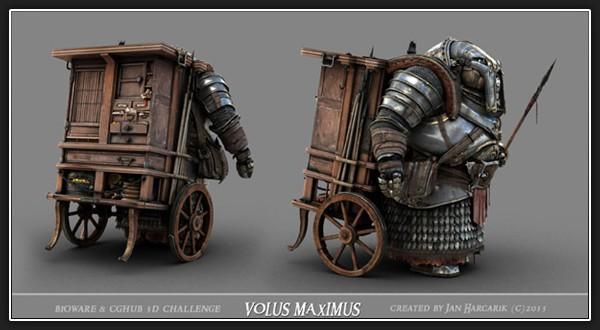 Dragon Age - Turbinea - Volus Maximus 01