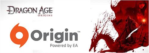 Dragon Age Origins gratuit sur la plateforme Origin d'EA. banniere
