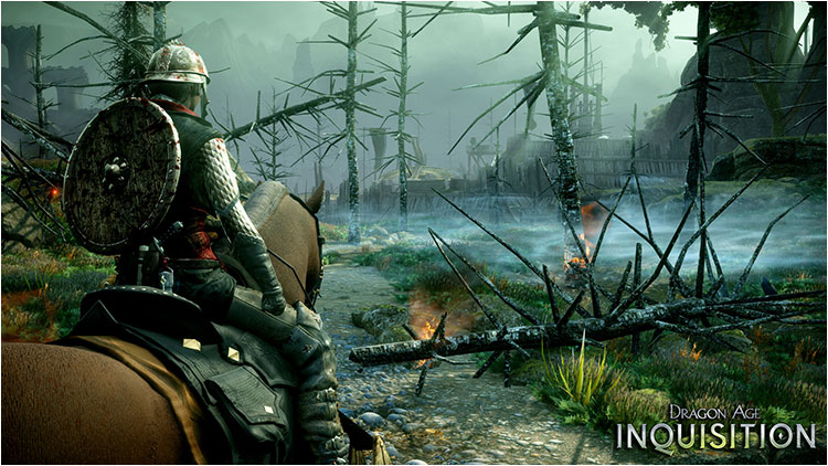 Preview de Dragon Age Inquisition par RPGFan.com