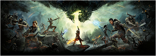 Dragon Age Inquisition Stream sur twitch